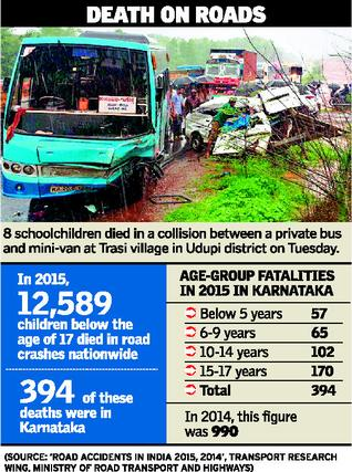 400 promising lives snuffed out on our state roads last year!