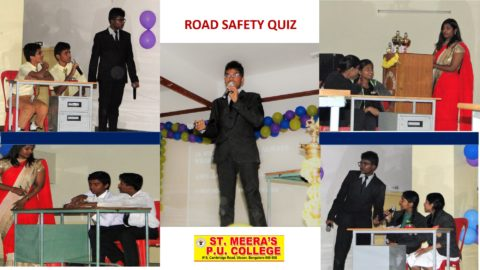 Classroom with a Cause : Road Safety Quiz