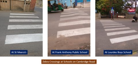 Classrooms with a Cause : Follow up on the Road Safety Audit