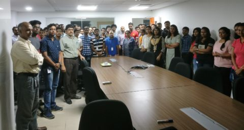 Road Safety Session at Netsurion